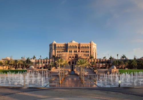 Emirates Palace Hotel ******