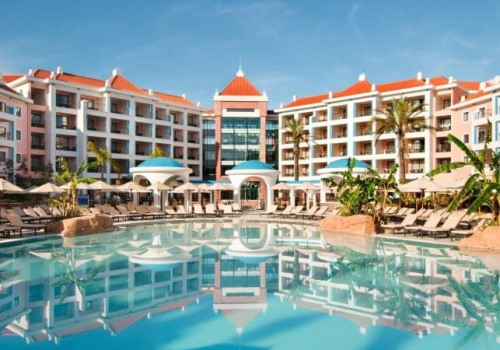 Hilton Vilamoura As Cascatas Golf Resort & Spa *****
