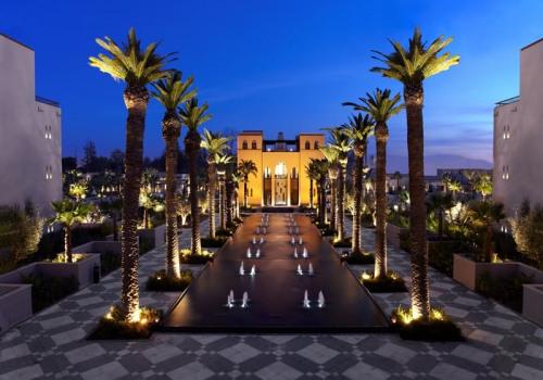 Four Seasons Resort Marrakesch *****