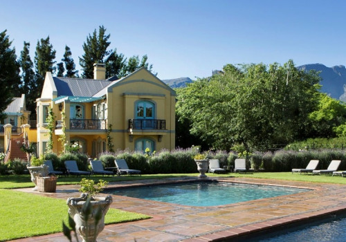 Franschhoek Country House & Villas *****