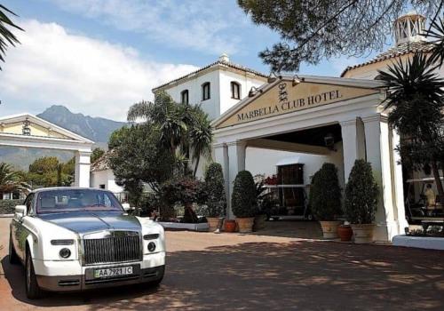 Marbella Club Hotel - Golf Resort & Spa *****