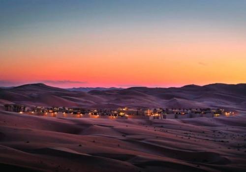 Qasr Al Sarab Desert Resort by Anantara *****