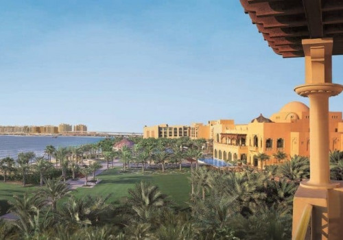 One & Only Royal Mirage - The Palace  *****