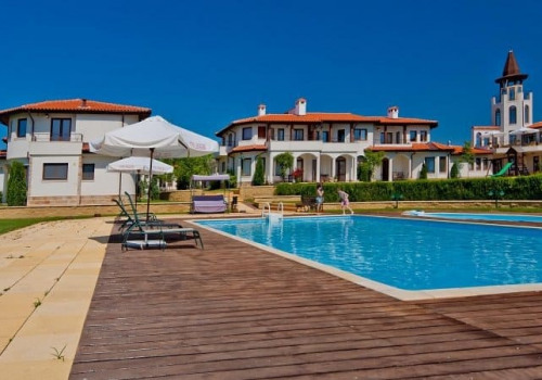 BlackSeaRama Golf&Villas *****