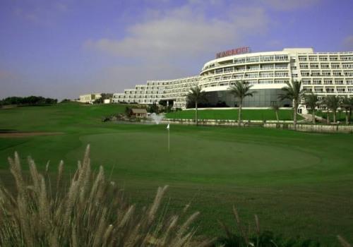 JW Marriott Hotel Cairo *****