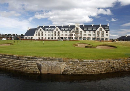 Carnoustie Golf Hotel & Spa ****