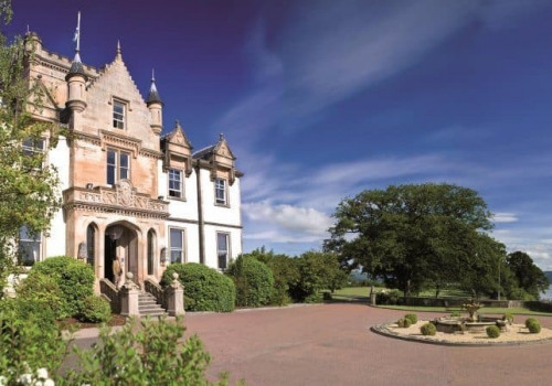 Cameron House on Loch Lomond *****
