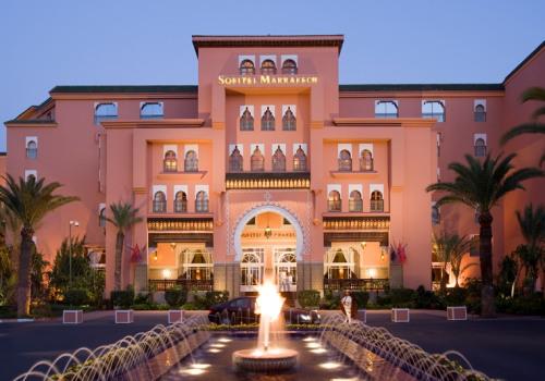 Sofitel Marrakech Palais Imperial *****