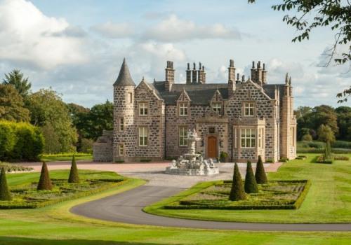 MacLeod House & Lodge, Trump Aberdeen *****