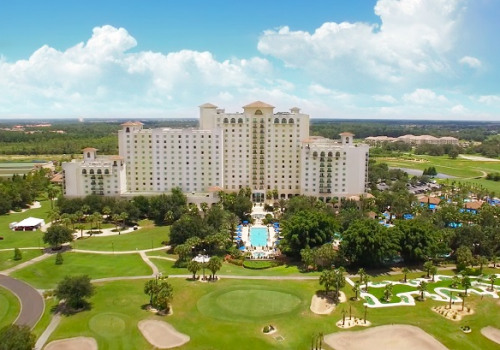 Omni Orlando Resort at Championsgate ****