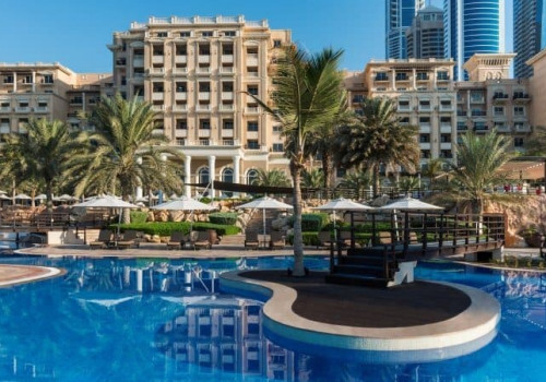 The Westin Dubai Mina Seyahi Beach  *****