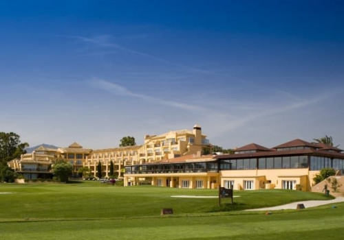 Guadalmina Spa and Golf Resort ****