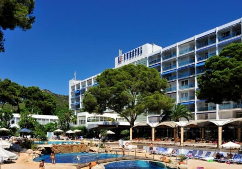 Hipotels Eurotel Punta Rotja Hotel & Spa ****