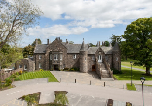 Meldrum House Country Hotel ****