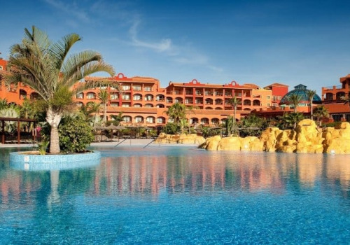 Sheraton Fuerteventura Beach Golf & Spa Resort *****