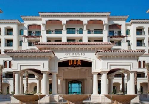 The St. Regis Saadiyat Island Resort *****