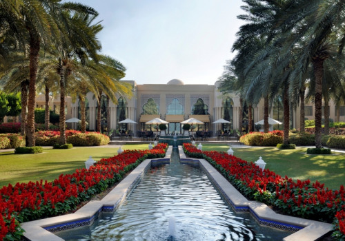 One & Only Royal Mirage - The Residence & Spa *****(*)