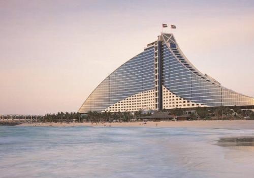The Jumeirah Beach Hotel *****