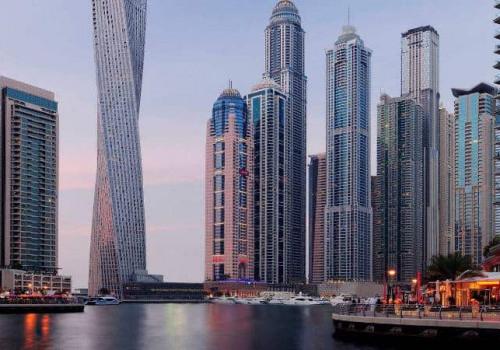 Dubai Marriott Harbour Hotel & Suites  ****