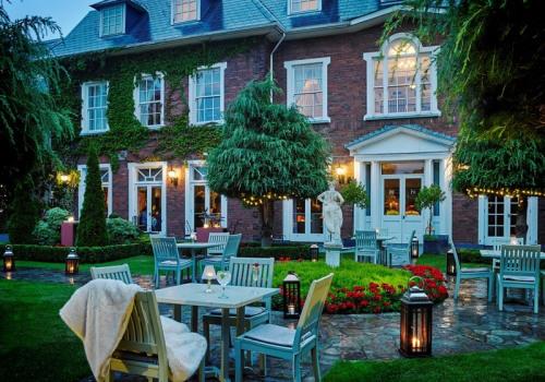 Hayfield Manor Hotel *****