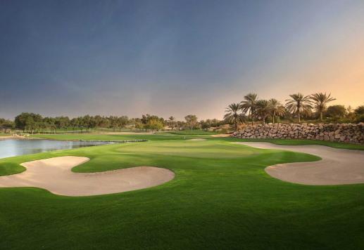 Golfreisen Abu Dhabi