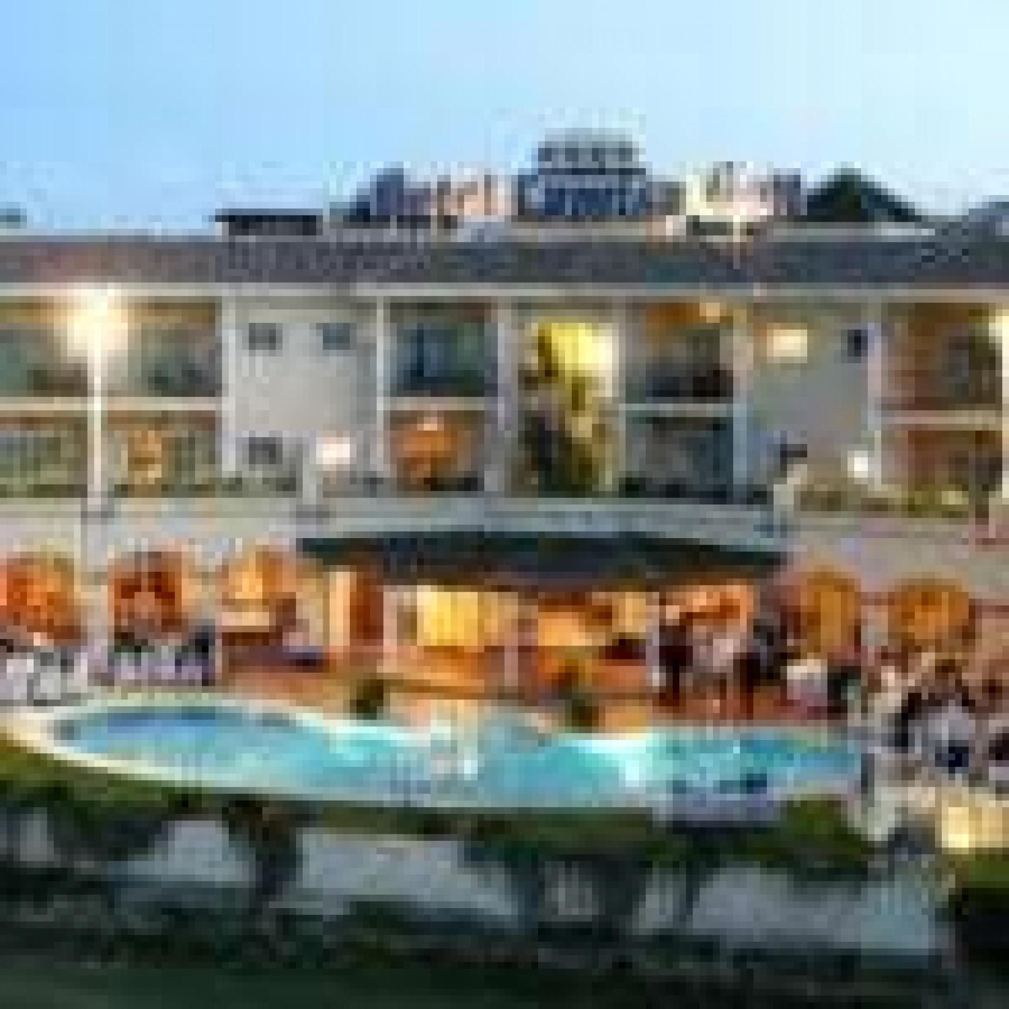 Teneriffa Kleines Hotel Am Strand