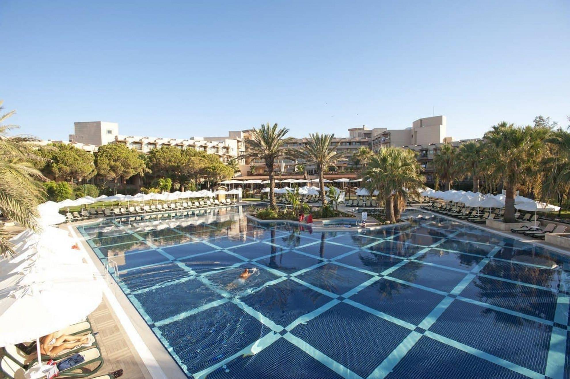 Crystal Hotels Resort Spa Turkey Belek