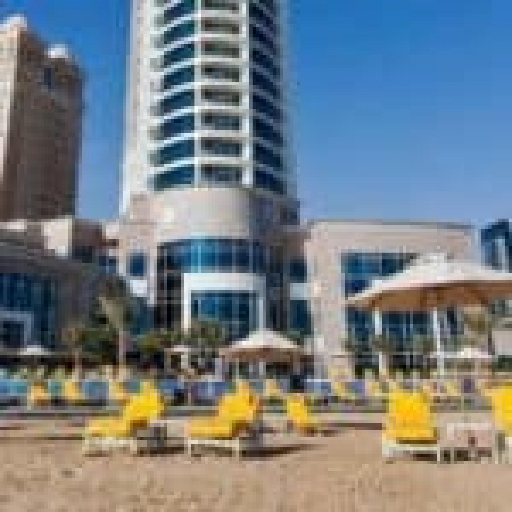 Impressionen Hilton Doha
