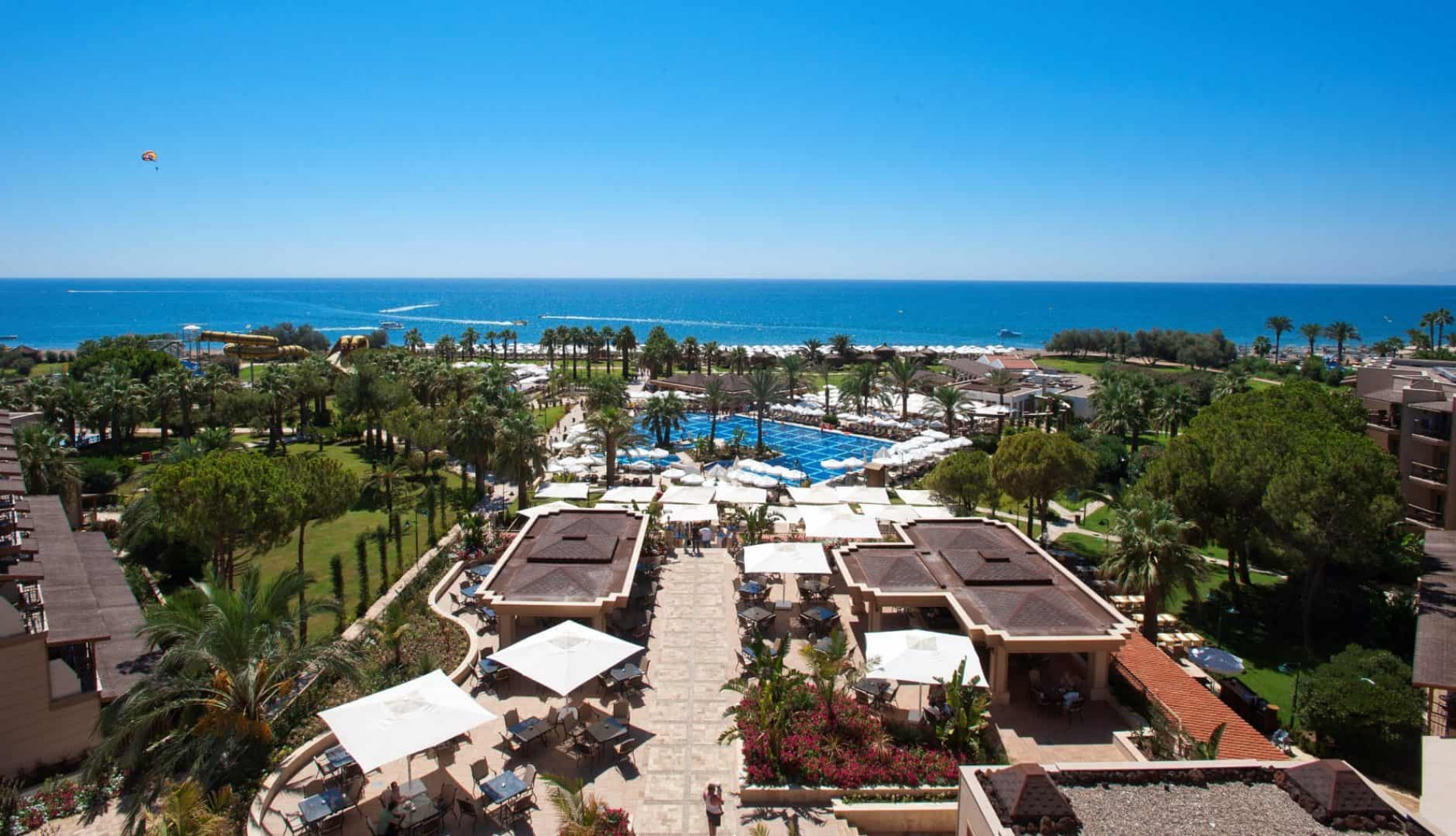 Crystal Tat Beach Golf Resort And Spa Antalya