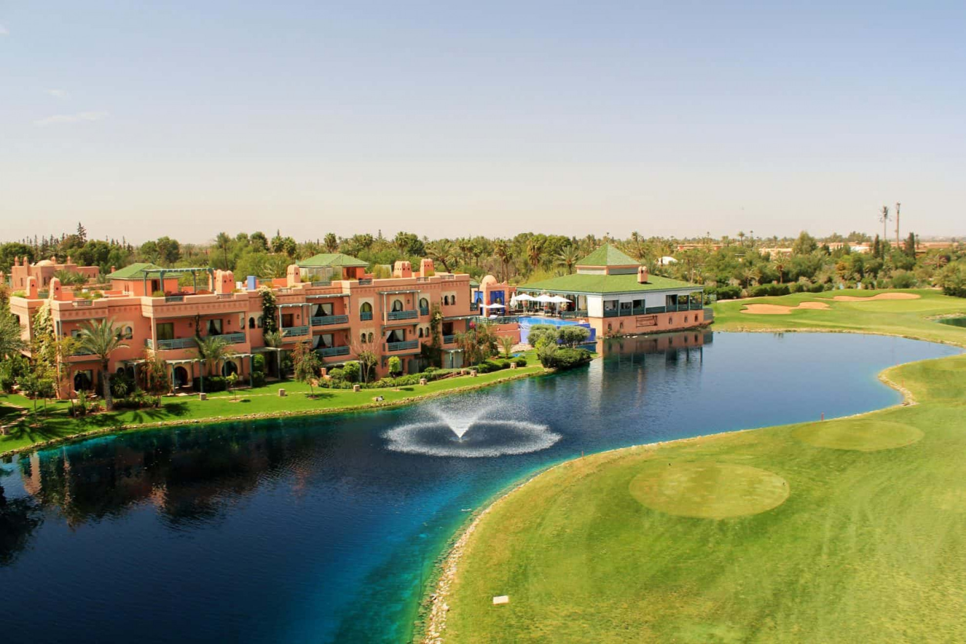 Hotel Du Golf La Palmeraie Marrakech