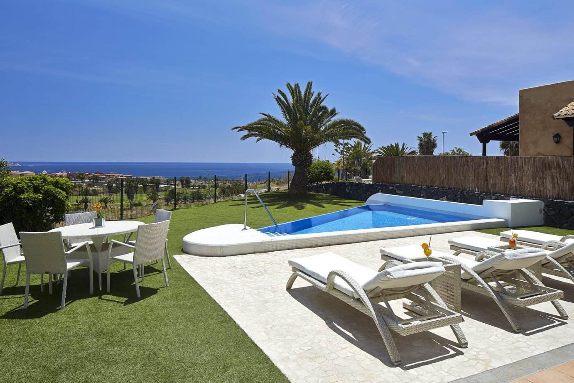Suite Villa Maria La Caleta