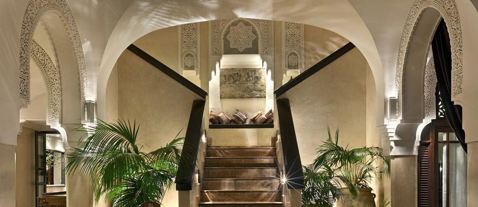 La villa des orangers marrakesch marokko green golf for La villa des orangers