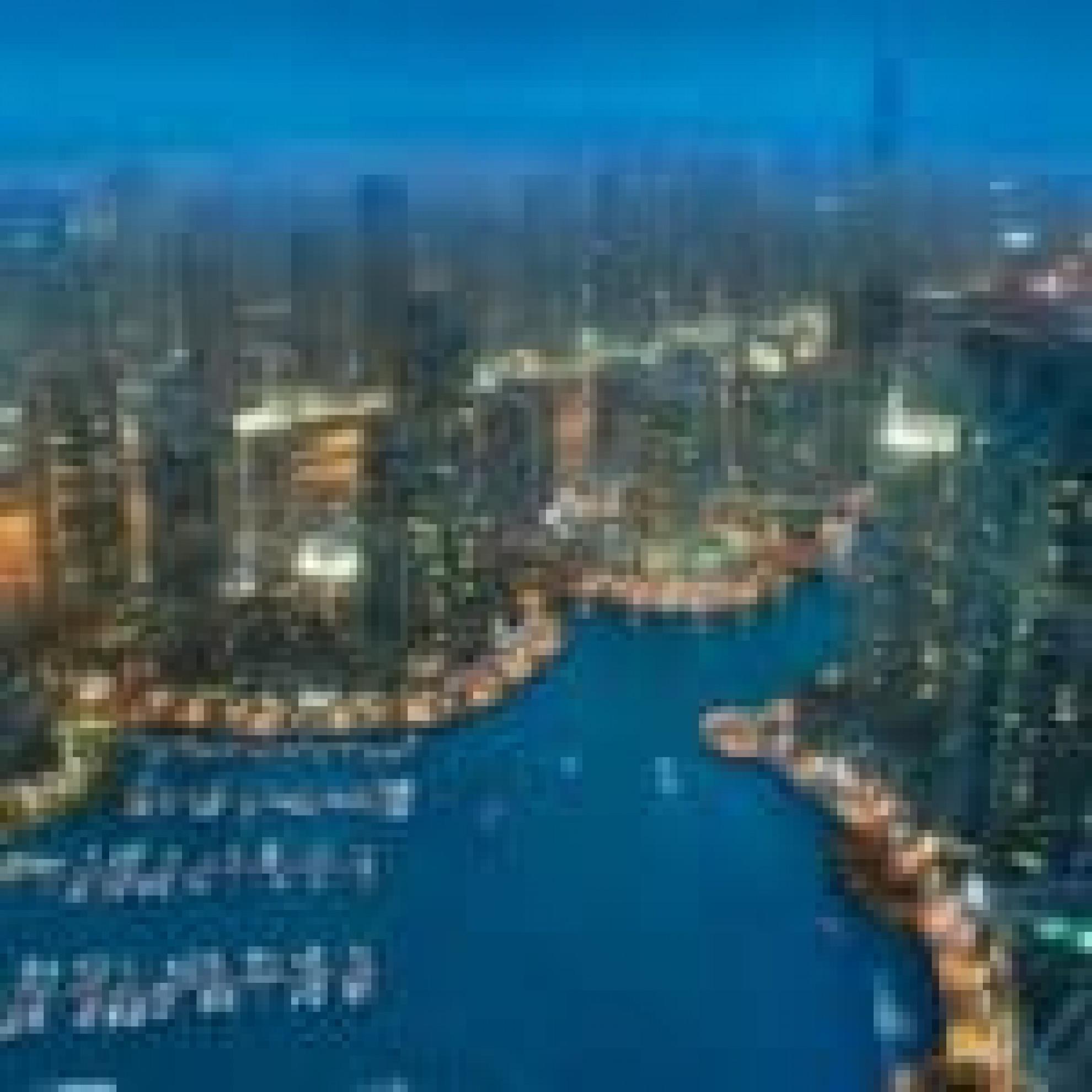 Impressionen Dubai Marriott Harbour Hotel & Suites