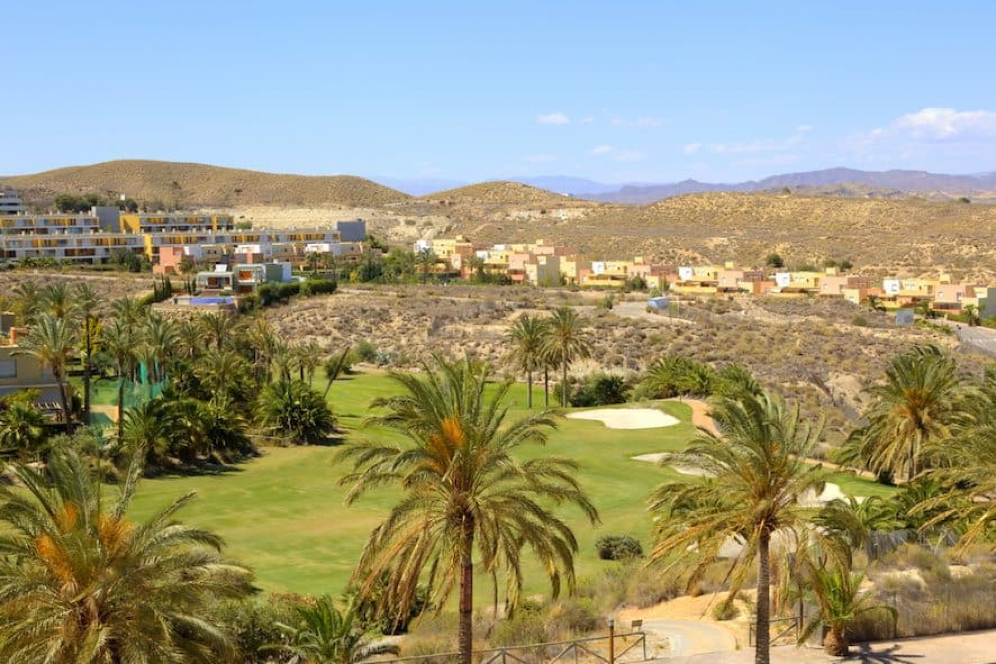 Valle del este golf resort almer a costa del sol green golf - Costa sol almeria ...