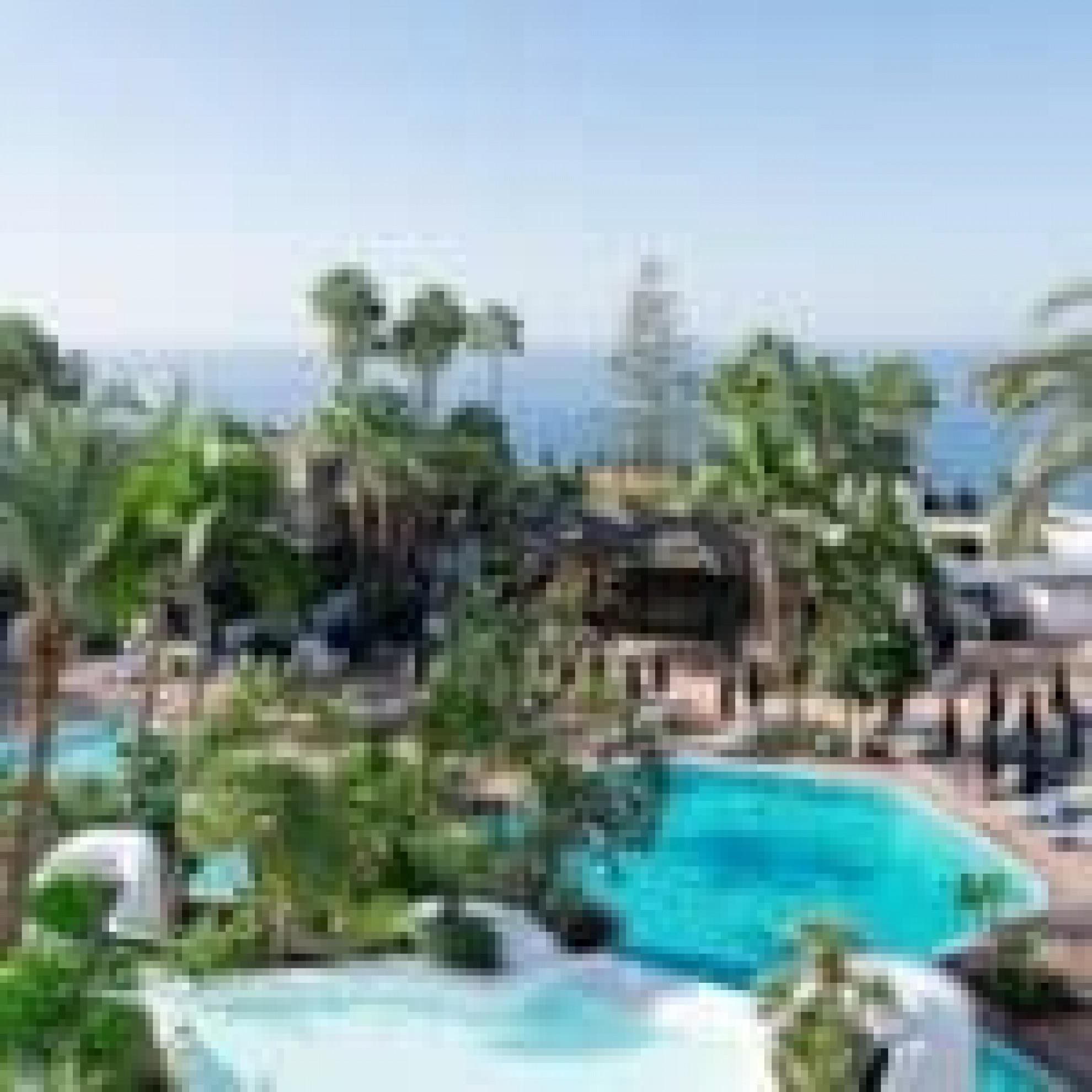 Hotel Jardin Tropical Coasta Adeje - Teneriffa - Green Golf